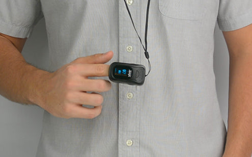 Easily get results with Pulse Oximeter