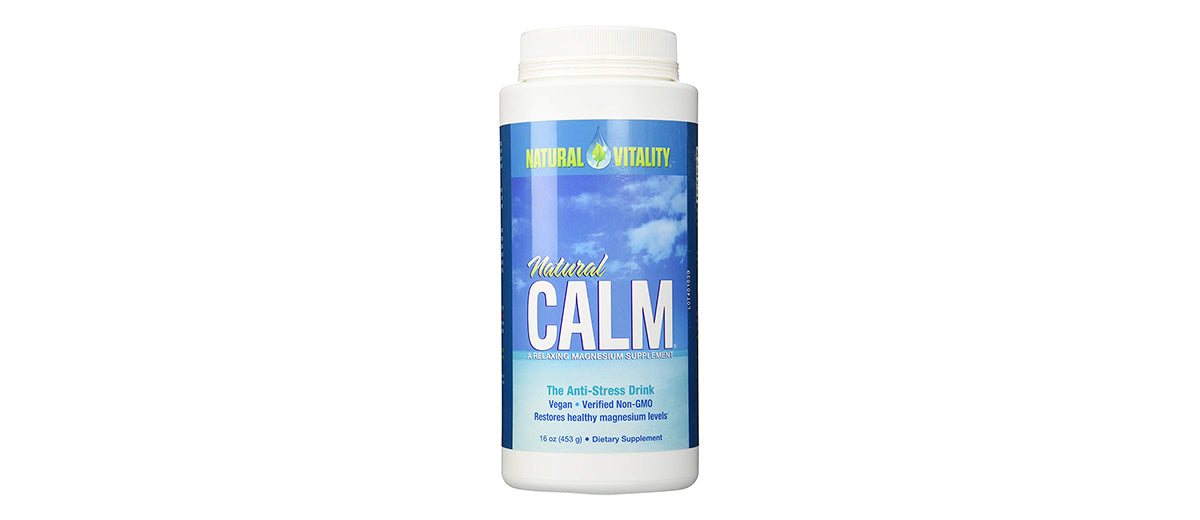Magnesium Calm by Natural Vitality