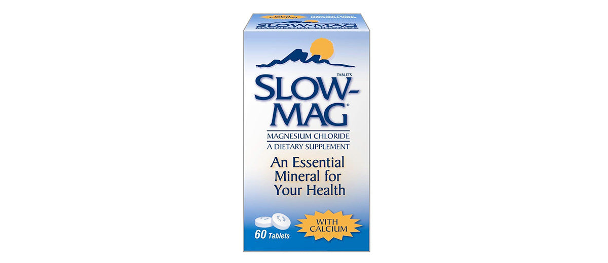 Magnesium Chloride Dietary Supplement by Slow-Mag
