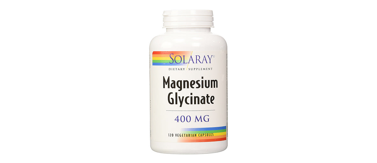 Magnesium Glycinate by Solaray