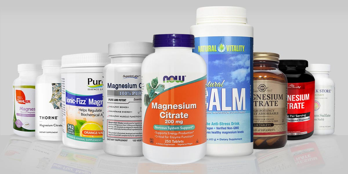Best Magnesium Supplements for Constipation