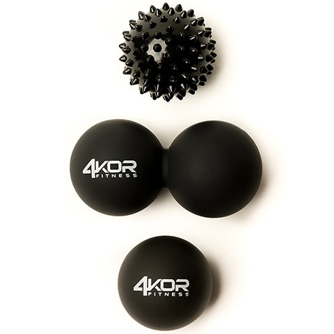 Massage Balls by 4 KOR Fitness