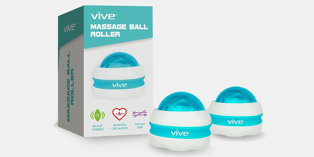 Massage Roller Ball by Vive