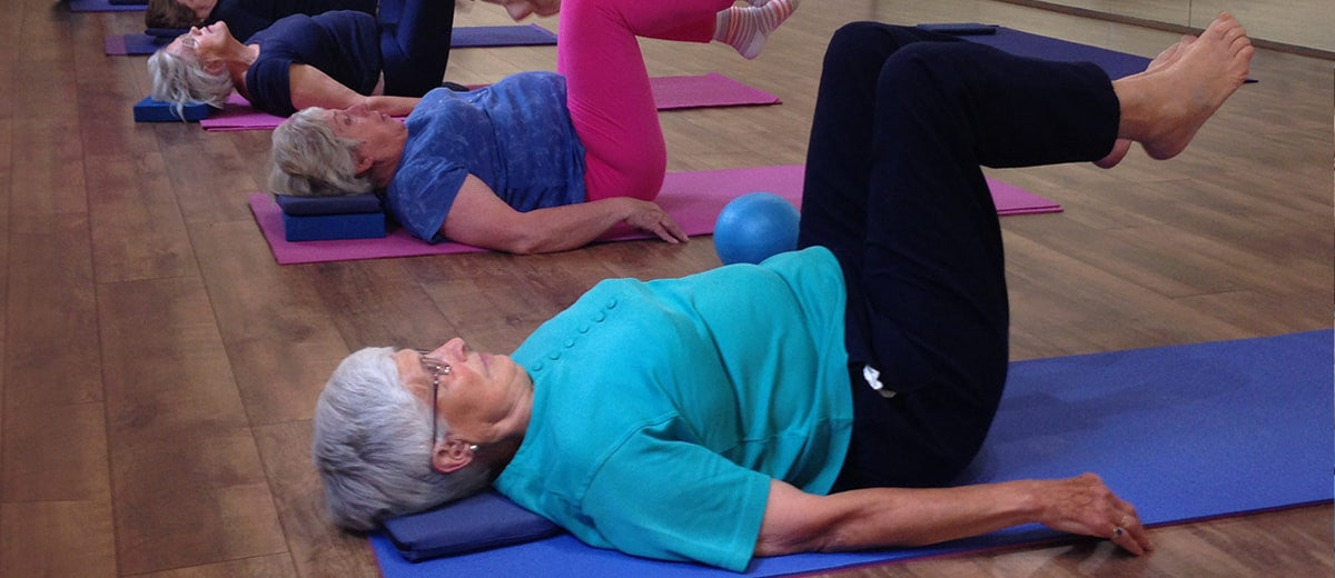 Image result for Pilates for Seniors