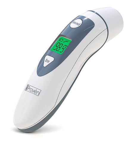 Medical Ear Thermometer with Forehead Function by iProven