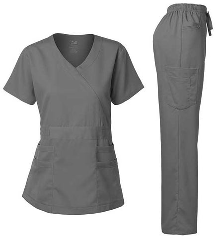 Medical Uniform Women's Scrub Set by Dagacci