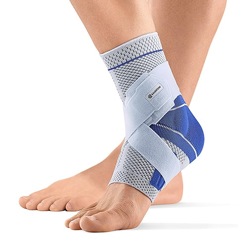 Melleotrain Plus Ankle Support by Bauerfeind