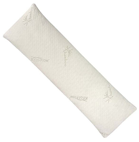 Memory Foam Full Body Pillow by Snuggle-Pedic