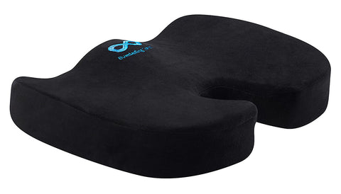 Memory Foam Luxury Seat Cushion by Everlasting Comfort