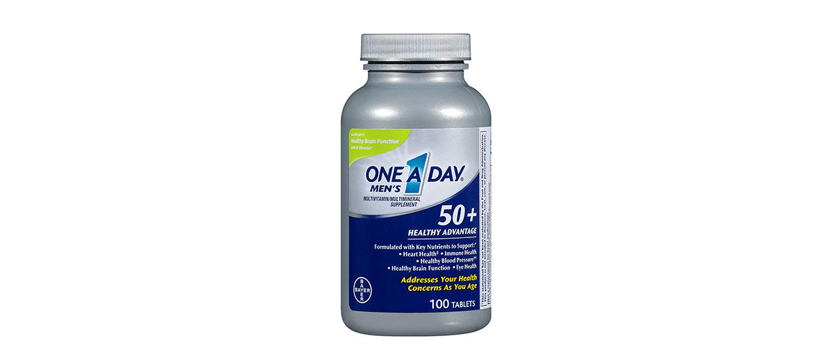 Men's 50+ Healthy Advantage by One-A-Day