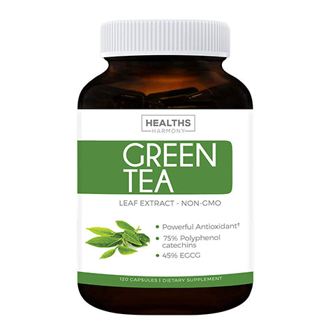 Metabolism Boosting Green Tea Extract by Health's Harmony