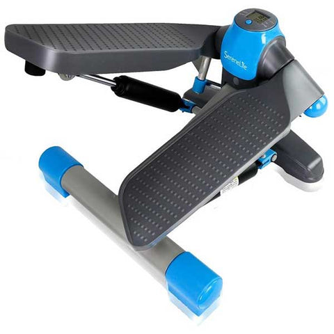 Mini Elliptical Foot Pedal Stepper by SereneLife