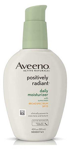 Moisturizer with Sunscreen by Aveeno