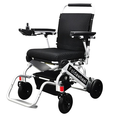 Delightful Motorized And Foldable Wheelchair By Wheelchair88 ...