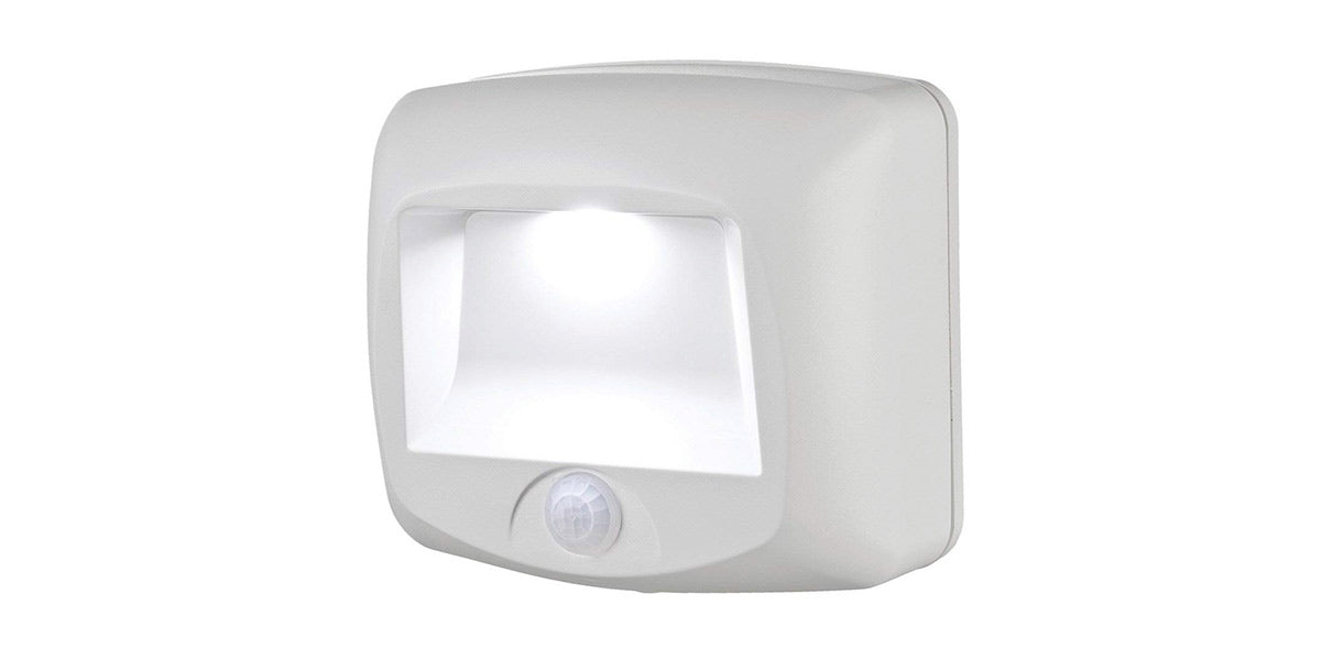 Mr. Beams MB530 Wireless Battery-Operated Indoor/Outdoor Motion-Sensing LED Step/Stair Light