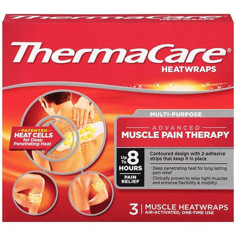 Multi-Purpose Joint Pain Therapy Heat Patch by ThermaCare