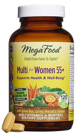Multi for Women 55+ by MegaFood
