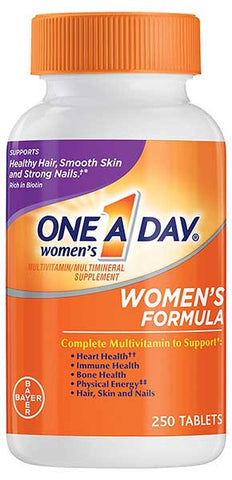 Multivitamin Supplement Tablets by One-A-Day