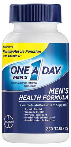 Multivitamin Supplement Tablets by One a Day