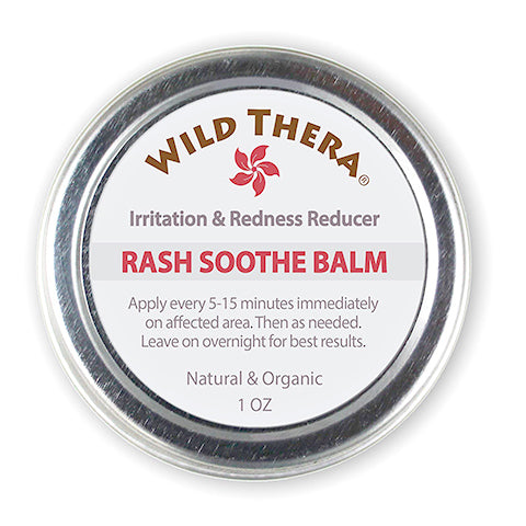 Natural Anti Itch Cream by Wild Thera