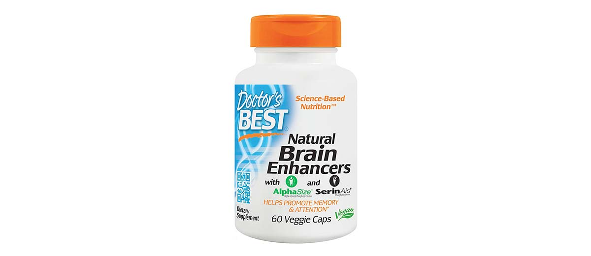 Natural Brain Enhancers by Doctor's Best