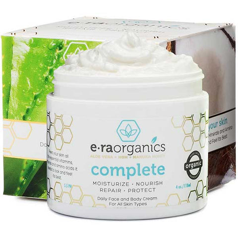 Natural Face Moisturizer by Era Organics