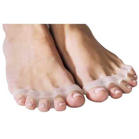 Natural Toe Separators by YogaBody