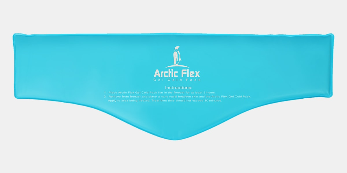 Neck Ice Pack by Vive