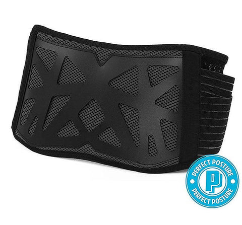 New Design Lumbar Back Brace by Perfect Posture