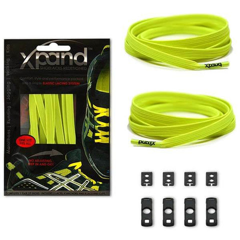 No Tie Shoelace System by Xpand