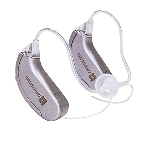 Noise Cancelling Hearing Amplifiers by Britzgo