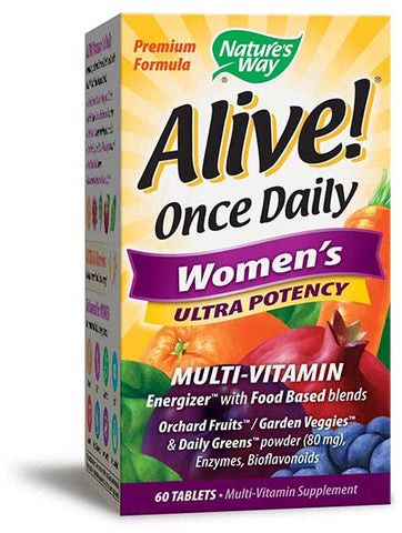 Once Daily Women's Multivitamin by Nature's Way