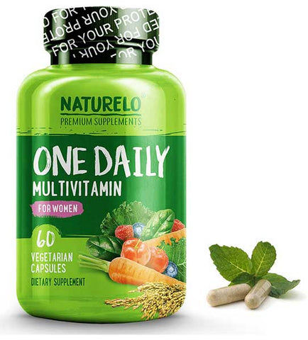 One Daily Multivitamin for Women by NATURELO