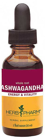 Organic Ashwagandha Extract by Herb Pharm