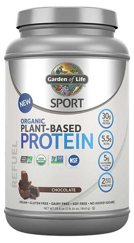 Organic Plant-Based Protein by Garden Of Life