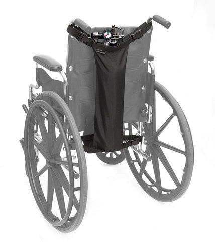 Oxygen Cylinder Bag for Wheelchairs by AdirMed