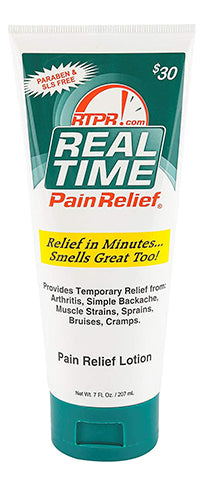 Pain Relief Cream by Real Time Pain Relief