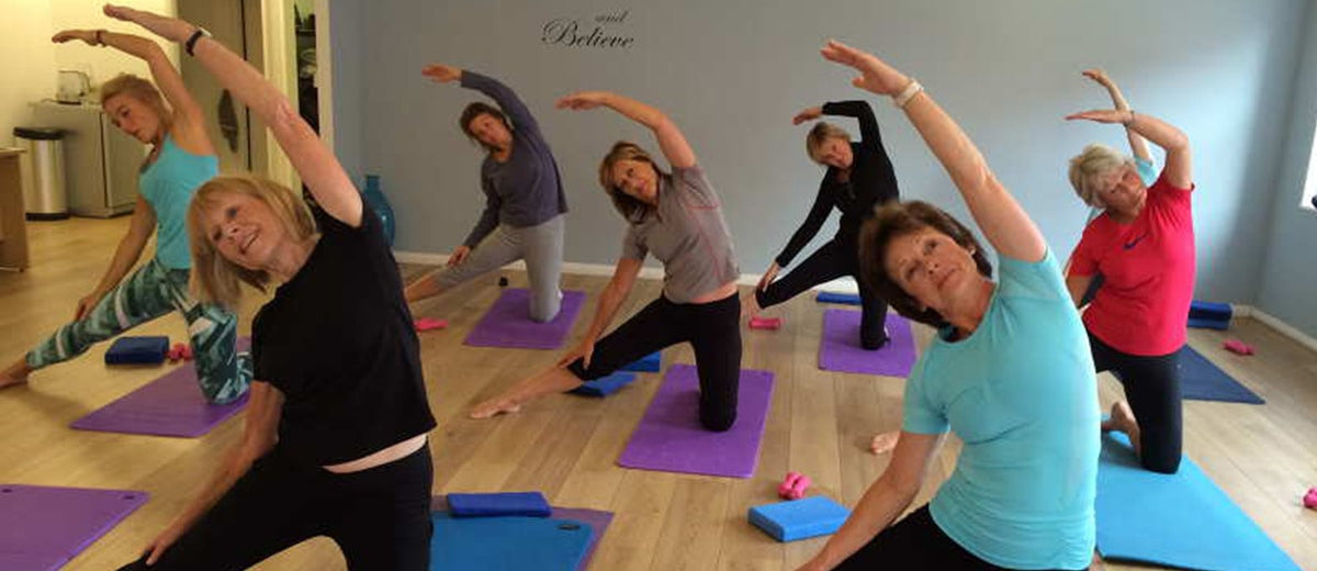 PiYo Classes Pilates Fusion