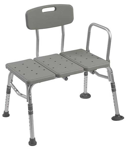 Plastic Tub Transfer Bench by Drive Medical