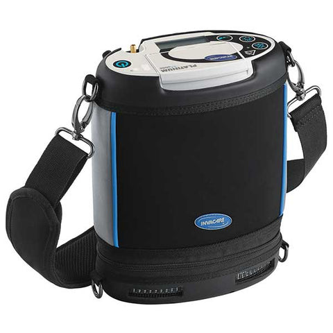 Platinum Mobile Oxygen Concentrator by Invacare