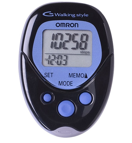 Pocket Pedometer by Omron