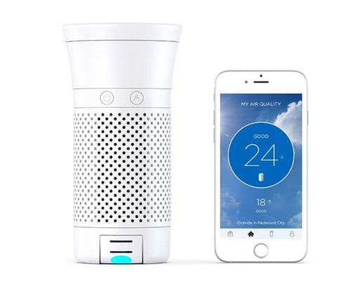 Portable Air Purifier by Wynd
