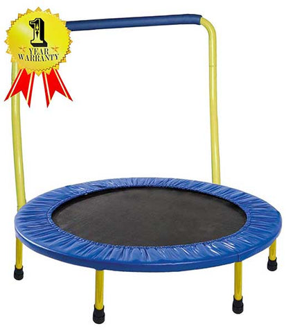Portable & Foldable Trampoline by Gymenist