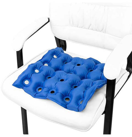 Premium Air Inflatable Seat Cushion by EMS Extend Medical Supply