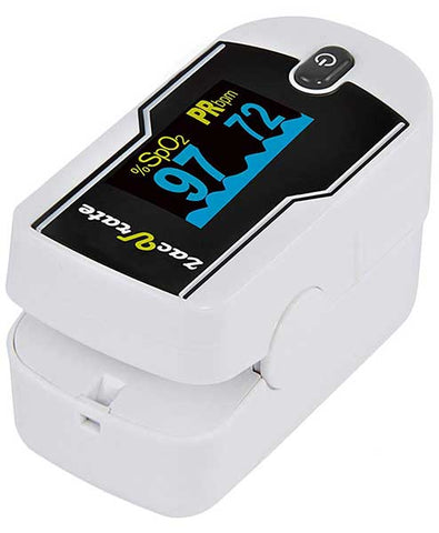 Premium Fingertip Pulse Oximeter by Zacurate