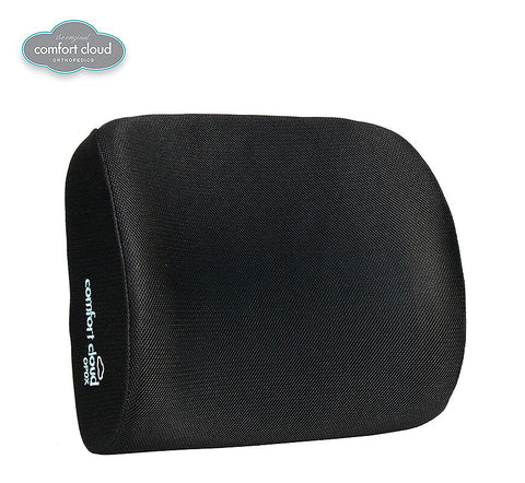 Premium Hybrid Gel Lower Back Pain Cushion by Comfort Cloud Orthopedics