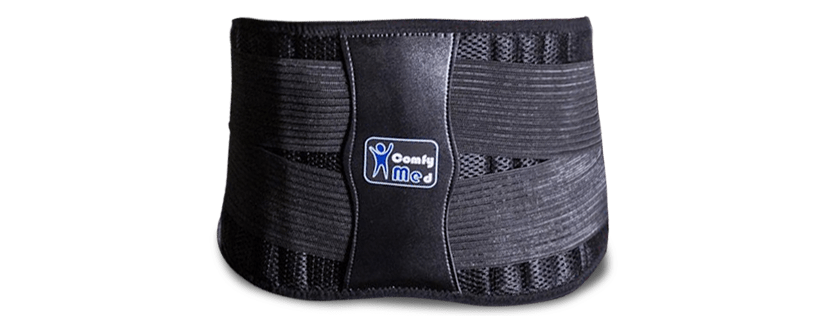 Premium Quality Back Brace CM-102M with Removable Lumbar Pad