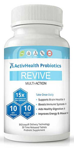 Probiotics Doctor Approved by ActivHealth