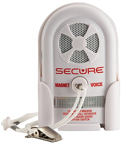 Pull Cord Alarm by Secure