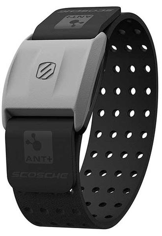 RHYTHM+ Heart Rate Monitor with Armband by Scosche